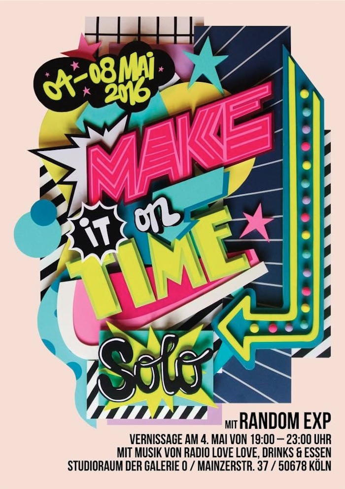 Flyer_makeitontime_solo_RandomEXP