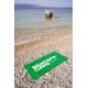 Montana Handtuch Typo+Logo Green