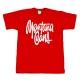 Montana Cans Shapiro T-Shirt red
