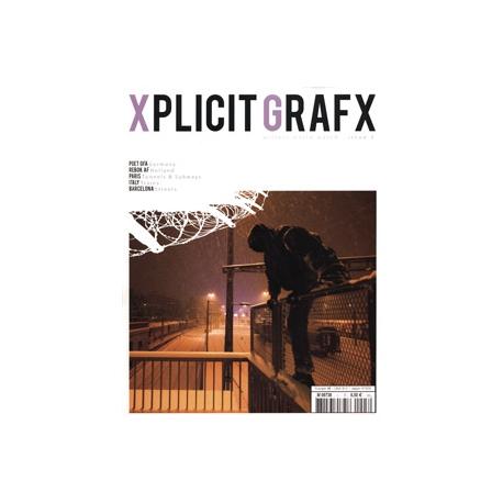 Xplicit Grafx 3. Ausgabe