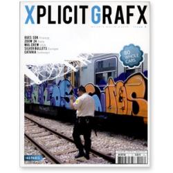 Xplicit Grafx 8. Ausgabe