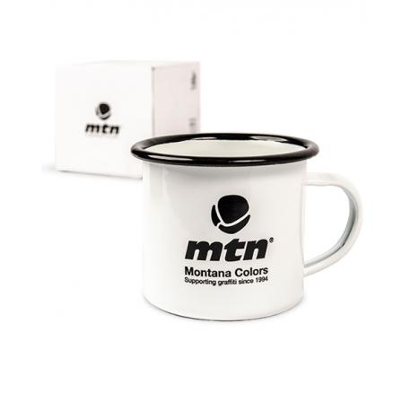 MTN Enamel Mug