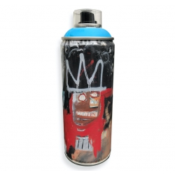 MTN Limited Edition 400ml - Jean-Michel Basquiat - Argo Blue
