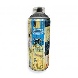 MTN Limited Edition 400ml - Jean-Michel Basquiat - Matt Black