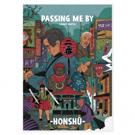 Robert Winter - Passing me by - Honshu