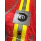 Original MTA - New York City Warnweste