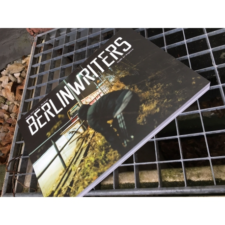 """Berlin Writers Issue 1 """"the Book"""""""