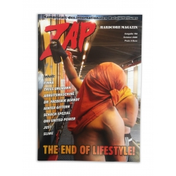 ZAP - Hardcore Magazin Nr. 154