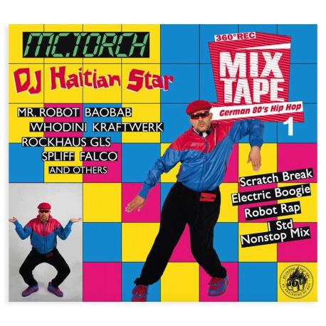 DJ Haitian Star (TORCH) - German 80's Hip Hop 1