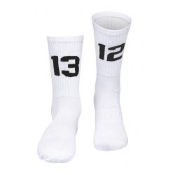 SIXBLOX. 1312 Socken White/Black