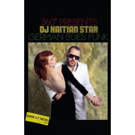 DJ Haitian Star - German 80ies Funk Mixtape