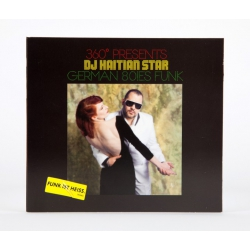 DJ Haitian Star - German 80ies Funk Mixtape CD