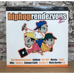 Hip Hop Rendezvous 2 Deutschrap Sampler
