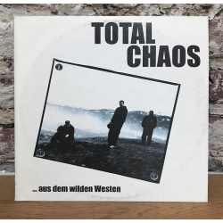 Total Chaos ‎– Aus Dem Wilden Westen Mini Album