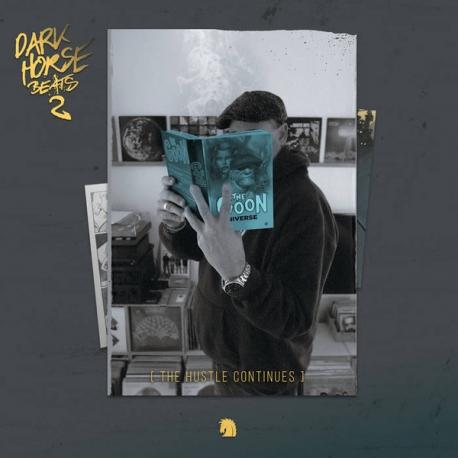 Melvin van Pushen - Dark Horse Beats Vol.2 Tape