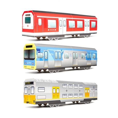 MTN Systems - Miniatur Trains