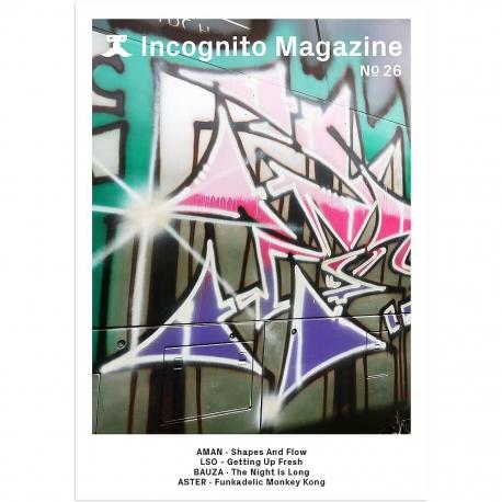 Incognito Magazine No 26