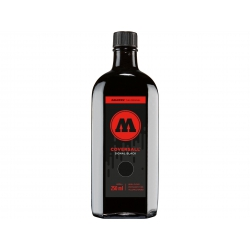 Molotow Masterpiece COVERSALL 250 ml refill - signal black