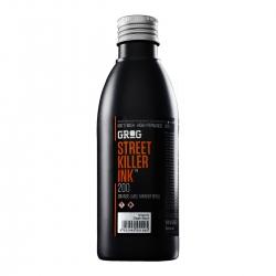 Grog Street Killer Ink Refill 200ml Death Black