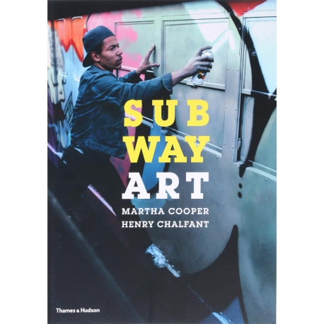 Subway Art Softcover Buch (Engl.)