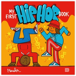 My First Hip Hop Book Buch