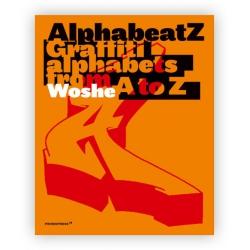 Urban Media AlphabeatZ - Graffiti alphabets from A to Z Buch