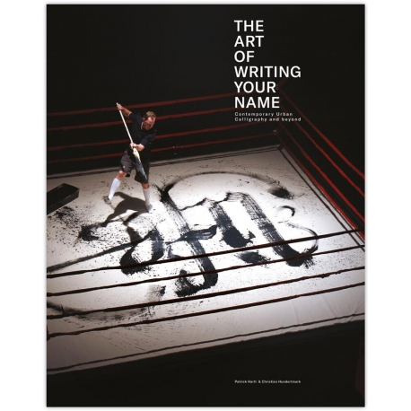 The Art of Writing Your Name Buch