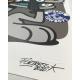 FLYING FÖRTRESS - Rasselbande II - Butterfly Cuts Print