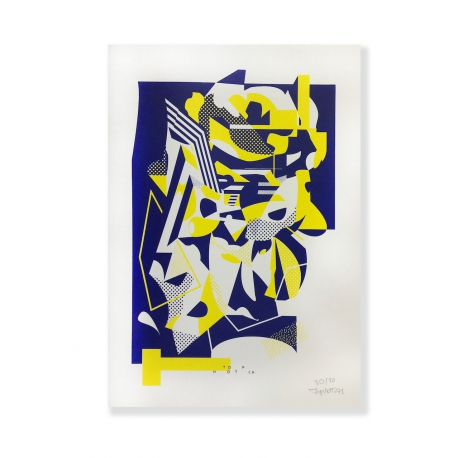 THE TOP NOTCH - Untitled Screen Print
