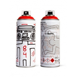 MTN Limited Edition 400ml Red - Keith Haring