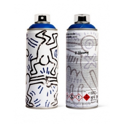 MTN Limited Edition 400ml - Keith Haring