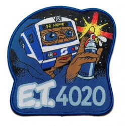 FLYING FÖRTRESS E.T.4020 Patch