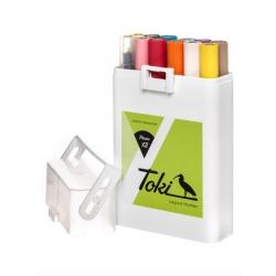 Toki Marker Marker 12er Set Main A