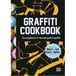 Graffiti Cookbook Buch