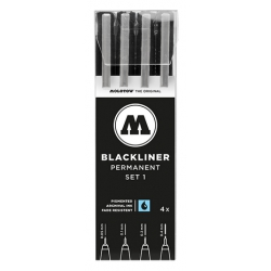 Molotow  BLACKLINER Set 1