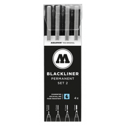Molotow  BLACKLINER Set 2