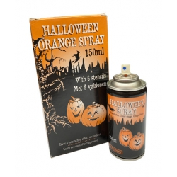 Helloween Fenster Spray ab 30 EUR  gratis!