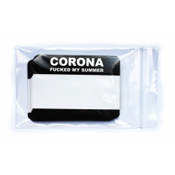 Corona fucked my summer Stickerpack