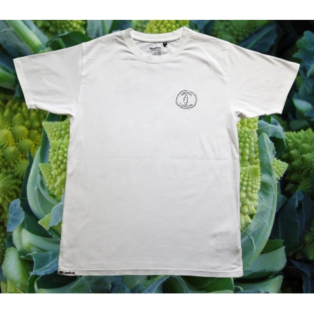 Wastrel Stoned Mountain High T-Shirt white