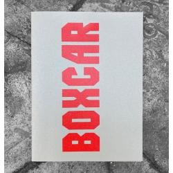 Boxcar Magazine - Drei