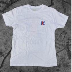 Ugly Piotr - NEVER TRUST T-Shirt white
