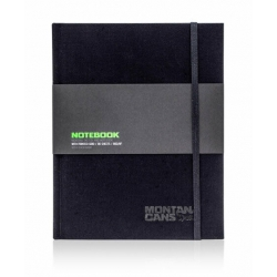 "Montana Notebook ""Splash"" by Taps & Moses"