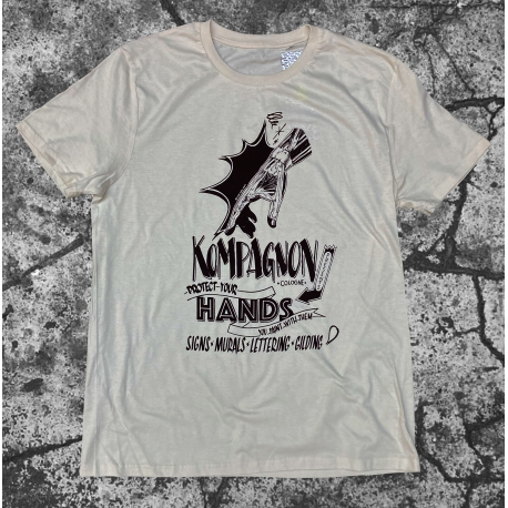 Kompagnion PROTECT YOUR HANDS T-Shirt