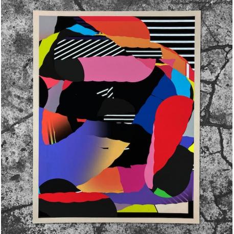 Irskiy CHILL PILL Giclee Print