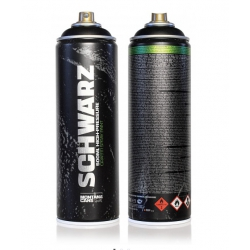 Montana Recycled Black 500ml SCHWARZ