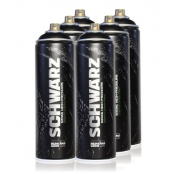 Montana Recyclced Black 500ml SCHWARZ 6-Pack