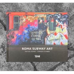 Roma Subway Art Buch