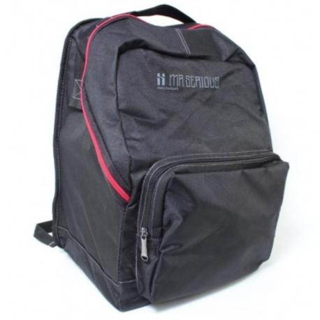 Mr. Serious Metro Backpack - Schwarz