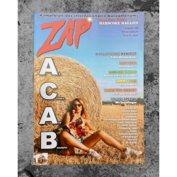 ZAP - Hardcore Magazin Nr. 155