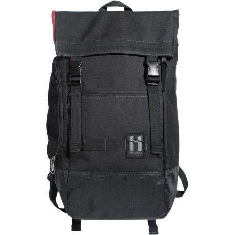 Mr. Serious Wanderer Backpack - Schwarz